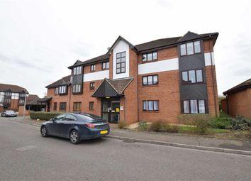 Thumbnail 1 bed flat for sale in Brimfield Road, Purfleet, Essex