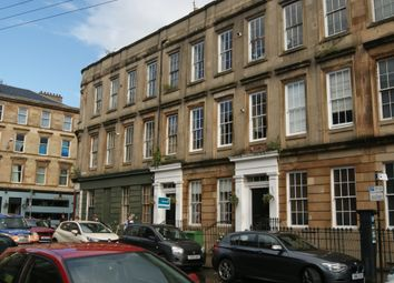 Thumbnail 1 bed flat to rent in Corunna Street, Finnieston