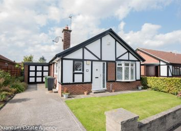 Thumbnail 2 bed detached bungalow for sale in Durlston Drive, Strensall, York