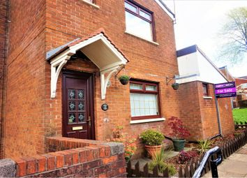 Thumbnail 3 bed terraced house for sale in Haddington Drive, Manchester