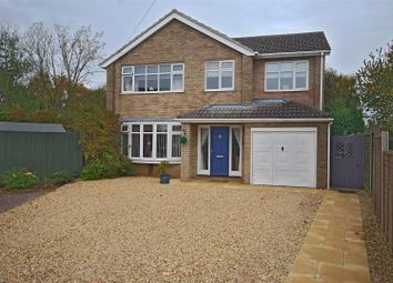 Thumbnail 4 bed detached house for sale in Thornton Road, Spalding