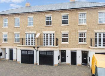 Thumbnail 4 bedroom town house to rent in Simmonds Road, Ebbsfleet