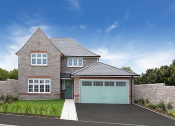 Thumbnail 4 bedroom detached house for sale in Tinkinswood Green, Cowbridge Rd, St Nicholas, Vale Of Glamorgan