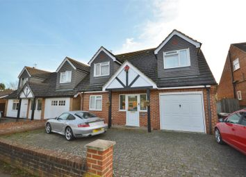 Thumbnail 4 bed detached house for sale in Orchard Drive, Park Street, St. Albans