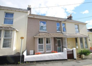 Thumbnail 3 bed terraced house for sale in Victoria Road, Saltash, Cornwall