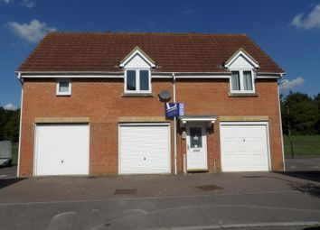 Thumbnail 2 bed property to rent in Stag Drive, Hedge End, Southampton