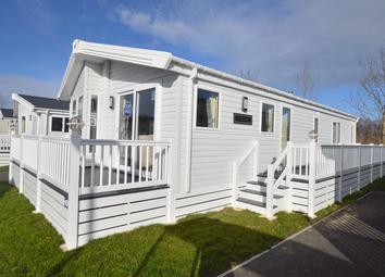 Thumbnail 2 bed lodge for sale in Shottendane Road, Birchington