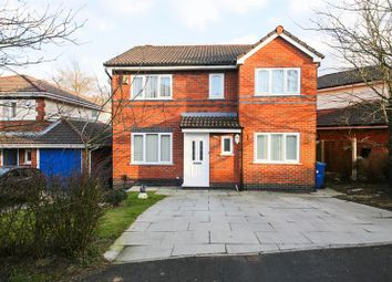 Thumbnail 5 bed detached house for sale in Fernside Grove, Winstanley, Wigan