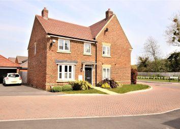 3 bed semi-detached house for sale in Barnett Road, Steventon, Abingdon OX13