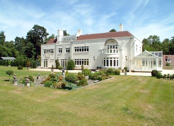 Thumbnail 7 bed detached house to rent in Stayne End, Wentworth, Virginia Water