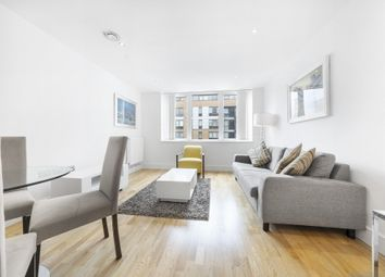 Thumbnail 1 bed flat to rent in Canary View, 23 Dowells Street, Greenwich, London