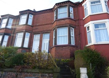 Thumbnail 2 bed terraced house to rent in Hinderton Road, Tranmere, Birkenhead