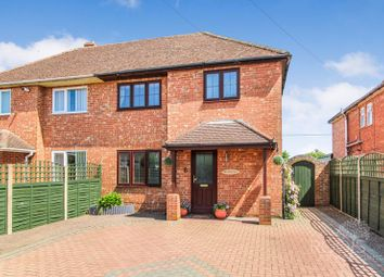 Thumbnail 4 bed semi-detached house for sale in Pound Lane, Thatcham