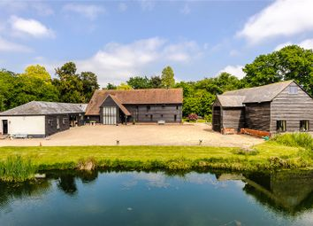 Thumbnail 4 bed detached house for sale in Langford Road, Wickham Bishops, Witham, Essex