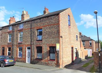 Thumbnail 3 bed end terrace house for sale in Vyner Street, Ripon