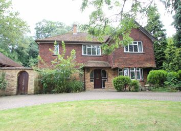 Thumbnail 4 bed detached house to rent in Sundridge Parade, Plaistow Lane, Bromley