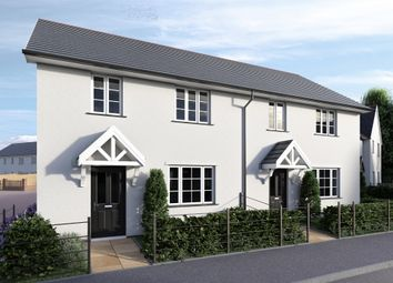Thumbnail 3 bedroom terraced house for sale in Lucombe Park, Uffculme, Cullompton