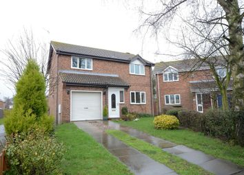 Thumbnail 4 bed detached house for sale in Plantation Way, Wigginton, York