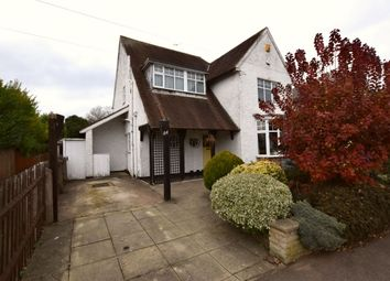 Thumbnail 4 bed detached house for sale in Roman Road, Birstall, Leicester