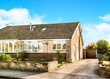Thumbnail 4 bed semi-detached house for sale in Moorside Close, Drighlington, Bradford