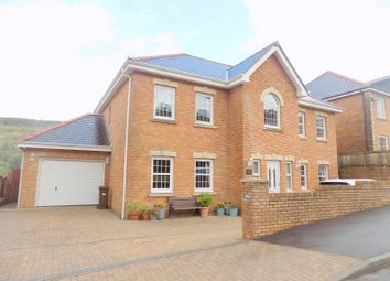 Thumbnail 5 bed detached house for sale in Lletty Dafydd, Clyne, Neath, Neath Port Talbot.