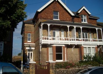 Thumbnail 2 bed flat for sale in Roxburgh Road, Westgate-On-Sea