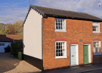 Thumbnail 2 bed cottage for sale in The Street, Walsham-Le-Willows, Bury St. Edmunds