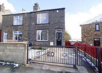 Thumbnail 2 bed semi-detached house for sale in Longfield Avenue, Dalton, Huddersfield