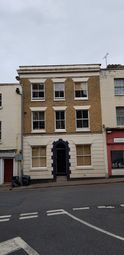 Thumbnail Block of flats for sale in High Street, Ramsgate