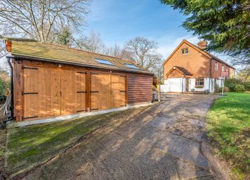 Thumbnail 4 bed semi-detached house for sale in Whitesmith, Lewes