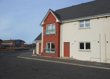 Thumbnail 2 bed flat to rent in The Quay, Newburgh, Aberdeenshire