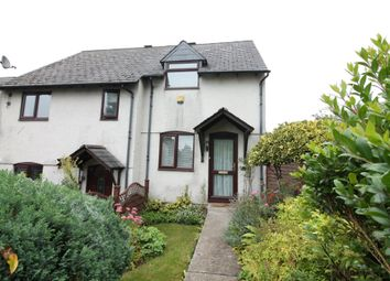 Thumbnail 1 bed end terrace house for sale in Grantham Close, Plympton, Plymouth
