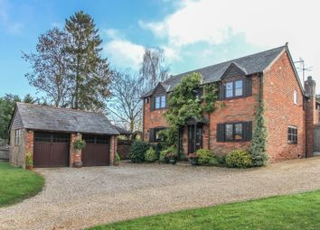 Upper Clatford, Andover, Hampshire SP11. 4 bed detached house for sale