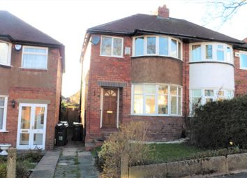 Thumbnail 3 bed semi-detached house to rent in Trysull Avenue, Sheldon, Birmingham