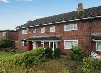 Thumbnail 3 bed terraced house for sale in Longview Avenue, Alsager, Stoke-On-Trent, Staffordshire