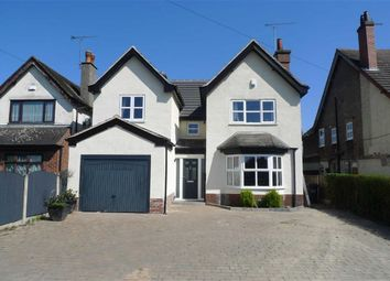Thumbnail 5 bed detached house for sale in High Lane East, West Hallam, Derbyshire