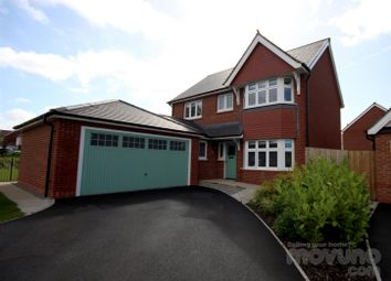 Thumbnail 4 bed detached house for sale in Parkhurst Avenue, Leyland
