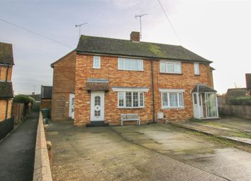 Thumbnail 3 bed semi-detached house for sale in Goss Avenue, Waddesdon, Aylesbury