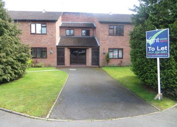 Thumbnail 1 bed flat to rent in Maywell Drive, Solihull