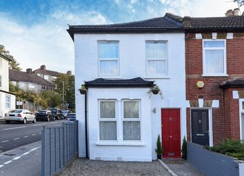 Thumbnail 3 bed end terrace house for sale in Livingstone Road, Thornton Heath
