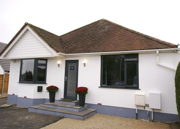 Thumbnail 4 bed bungalow for sale in Old Wareham Road, Beacon Hill, Poole
