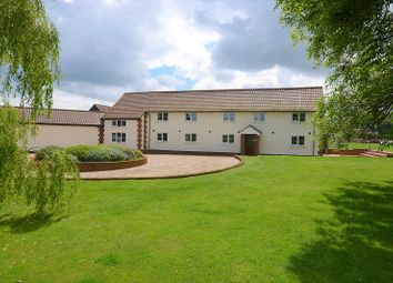Thumbnail 6 bed detached house for sale in Bittering, Dereham, Norfolk.