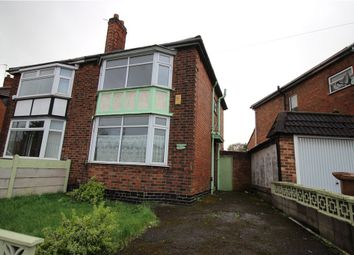 Thumbnail 2 bedroom semi-detached house for sale in Pear Tree Crescent, Pear Tree, Derby