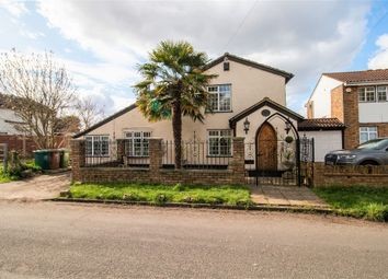 Thumbnail 4 bed detached house for sale in Old Charlton Road, Shepperton, Surrey