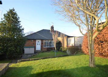 Thumbnail 2 bed bungalow for sale in Tinshill Lane, Cookridge, Leeds