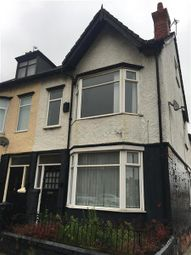 Thumbnail 5 bedroom end terrace house to rent in Priory Road, Anfield, Liverpool