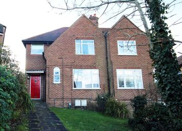 Thumbnail 2 bed maisonette for sale in Highland Drive, Bushey WD23.