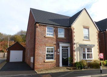 Thumbnail 4 bed detached house for sale in Ffordd Maendy, Sarn, Bridgend, Mid Glamorgan