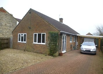 Thumbnail 3 bed detached bungalow for sale in Callow Hill, Brinkworth, Chippenham