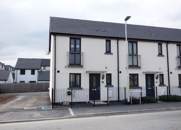 Thumbnail 2 bed end terrace house for sale in Pomphlett Farm Industrial, Broxton Drive, Plymouth